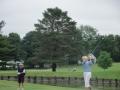 Donna Golfing