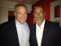 Senator Tim Kaine of Virginia and GolfSensei13